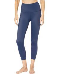 Beyond Yoga - Compression High-waist Capri Leggings - Lyst