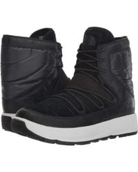 The North Face - Ozone Park Winter Boot (frost Grey/tin Grey) Men's Cold Weather Boots - Lyst