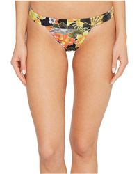 The Bikini Lab - Tropic Like It's Hot Banded Hipster Bikini Bottom - Lyst