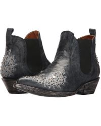 Old Gringo - Skyler Dance (brass/chocolate) Cowboy Boots - Lyst