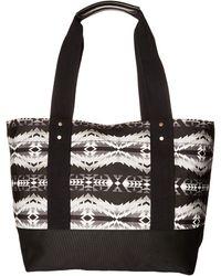 Pendleton - Canopy Canvas Tote (hawkeye) Tote Handbags - Lyst