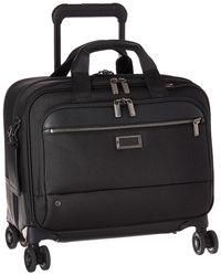 Briggs & Riley @work Large Spinner Briefcase - Black