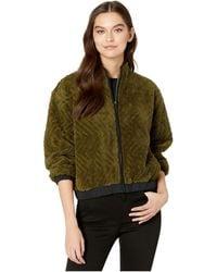 Hurley Sherpa Jacket - Green