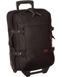 Filson Dryden 2-wheel Carry-on Bag Bags - Blue
