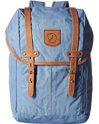 463e5bb9caa Fjallraven - Rucksack No. 21 Small (plum) Backpack Bags - Lyst