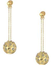 House of Harlow 1960 - Mod Dangle Earrings (gold) Earring - Lyst