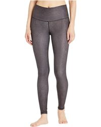 NIYAMA SOL Diamondback Leggings - Brown