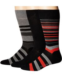 Cole Haan - Town Stripe Crew 3-pack - Lyst