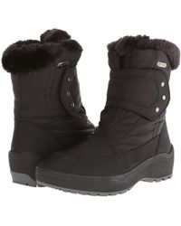 Pajar - Moscou-2 (black) Women's Boots - Lyst