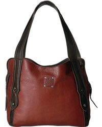 STS Ranchwear Combo Purse - Red