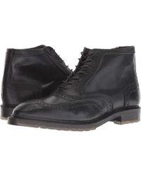 Allen Edmonds - Stirling (black Dublin) Men's Lace-up Boots - Lyst