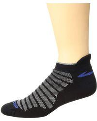 Brooks - Glycerin Ultimate Cushion (asphalt) Low Cut Socks Shoes - Lyst