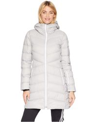 adidas Originals - Climawarm(r) Hyperdry Nuvic Jacket (grey Two) Women's Coat - Lyst