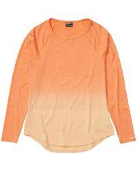 Marmot Cabrillo Long Sleeve - Orange