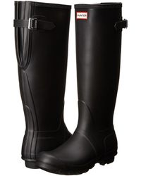 HUNTER Original Refined Gloss Boots - Multicolor