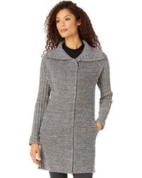Prana Yunna Cardigan Clothing - Gray