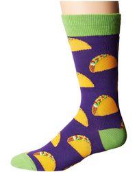 Socksmith - Tacos - Lyst