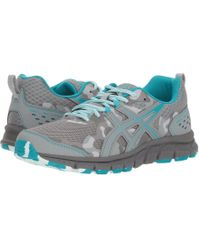 Asics - Gel-scram 4 (peacoat/soft Sky) Women's Running Shoes - Lyst