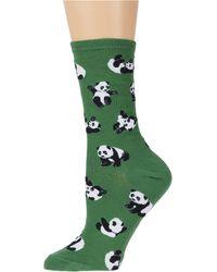 Socksmith Cuddle Puddle - Green