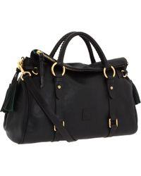 Dooney & Bourke - Florentine Vachetta Small Leather Satchel - Lyst