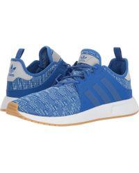 8be3402bdd1 adidas Originals - X plr (blue blue gum 3) Men s Shoes - Lyst
