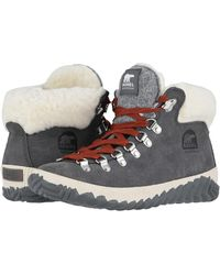 Sorel Out 'n About Plus Conquest - Brown