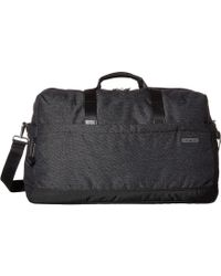 Hedgren Highland Duffle - Black