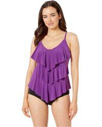 Magicsuit Rita Top - Purple