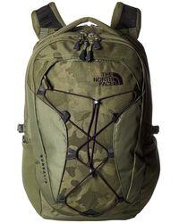 The North Face - Women s Borealis (zinc Grey Light Heather kokomo Green)  Backpack 75effb8fd0091