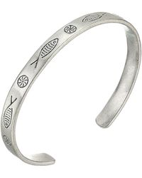 Lucky Brand - Fish Etched Bracelet - Lyst