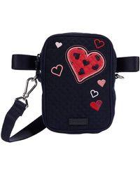 Vera Bradley - Rfid Convertible Small Crossbody Handbags - Lyst