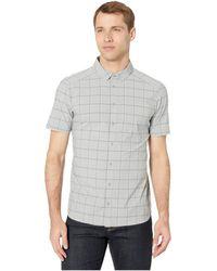 Arc'teryx Riel Shirt Short Sleeve Clothing - Gray