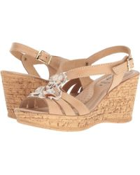 Spring Step - Teomina (beige) Women's Shoes - Lyst