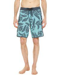 Salty Crew Westerly 19 Boardshorts Swimwear - Green