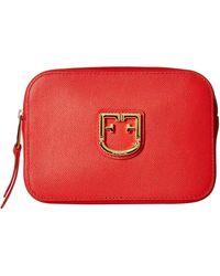 Furla Belvedere Medium Belt Bag - Red