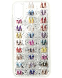 SJP by Sarah Jessica Parker - Iphone X Glitter Case - Lyst