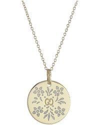 Gucci - Icon Necklace - Lyst