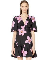 Kate Spade - Grand Flora Dress - Lyst