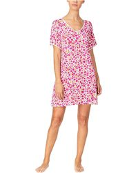 Kate Spade Modal Jersey Sleepshirt - Pink