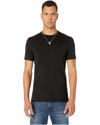 Neil Barrett Sharktooth Necklace T-shirt - Black