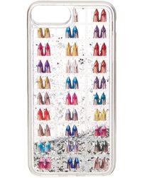 SJP by Sarah Jessica Parker - Sjp Glitter Phone Case 6 Plus/6s Plus/7 Plus/8 Plus - Lyst