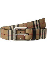 Burberry Fife 35 Pa Belt - Multicolor