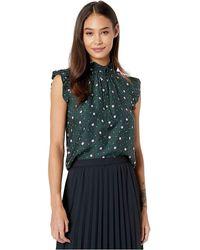 Kate Spade Pop Dots Shell - Green