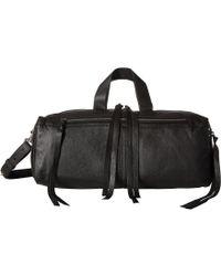 McQ Convertible Weekend Bag - Black