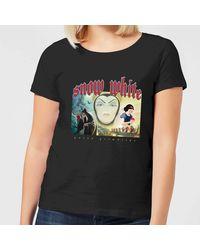 Disney - Snow White And Queen Grimhilde T-shirt - Lyst