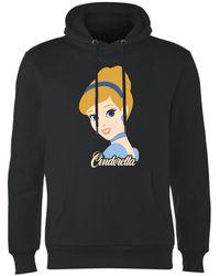 Disney - Princess Colour Silhouette Cinderella Hoodie - Lyst