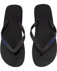 Jack & Jones - Plain Flip Flops - Lyst