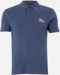 Tokyo Laundry Winterfield Polo Shirt - Blue