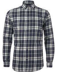 Jack & Jones - Originals Bravo Long Sleeve Check Shirt - Lyst