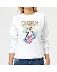 Queen - Vintage Tour Sweatshirt - Lyst